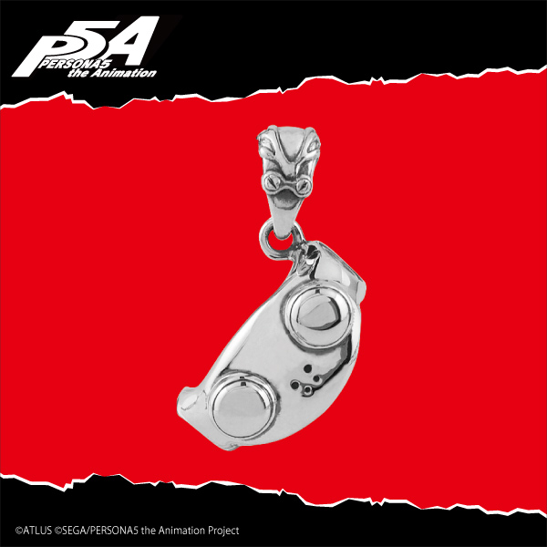 【PERSONA5 the Animation】<NAVI Ver.>マスクモチーフペンダント/コラボ