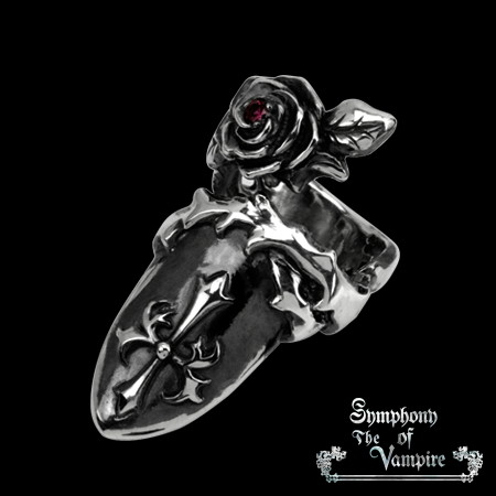 【SoTV】Queen's Nail [L] リング/Symphony of The Vampire