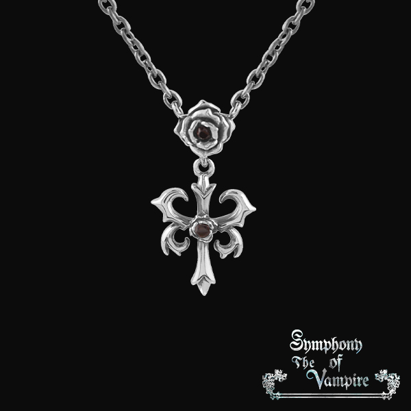 【SoTV】Emblem & Rose ペンダント/Symphony of The Vampire