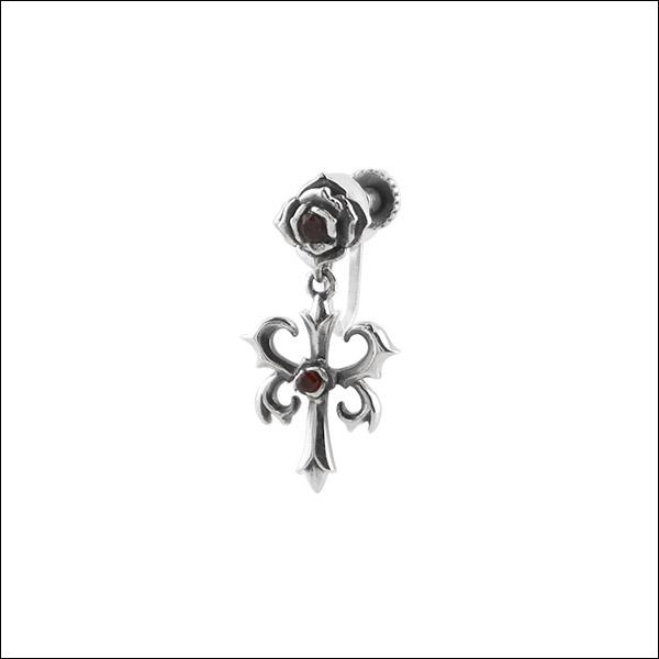 【SoTV】Emblem & Rose<イヤリング>/Symphony of The Vampire