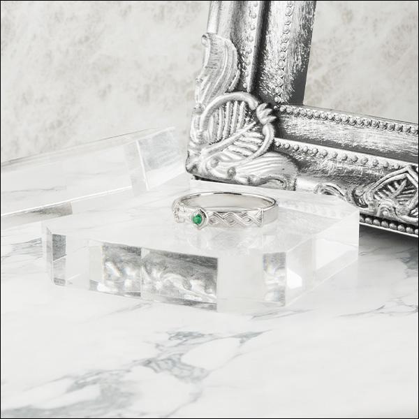 【「劇場版 Fate/Grand Order -神聖円卓領域キャメロット-」】ベディヴィエール モチーフリング