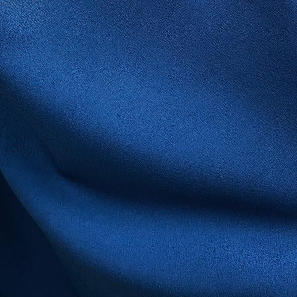 色無地 ブルー