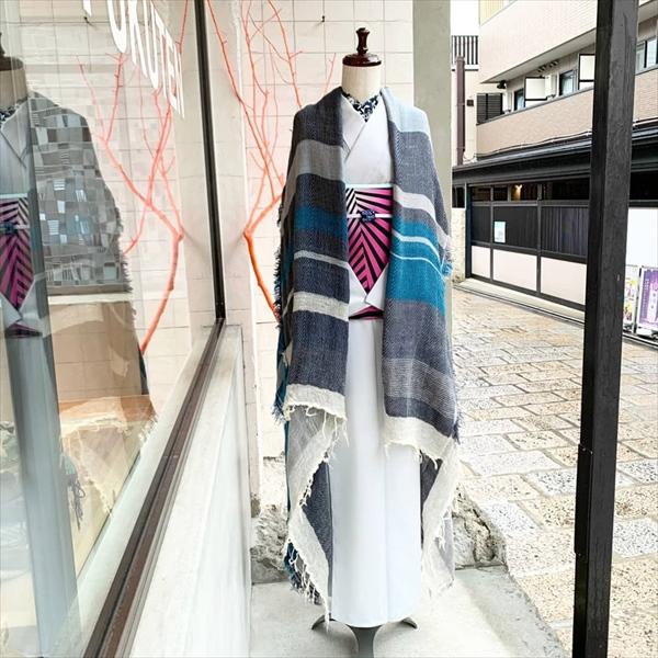 【居内商店×大塚呉服店】 京袋名古屋帯