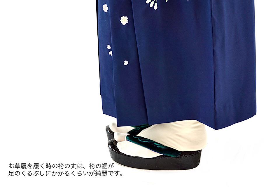 【出張!WAKONレンタル】 袴単品 LLサイズ
