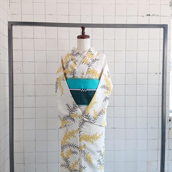 4面リバーシブル半巾帯