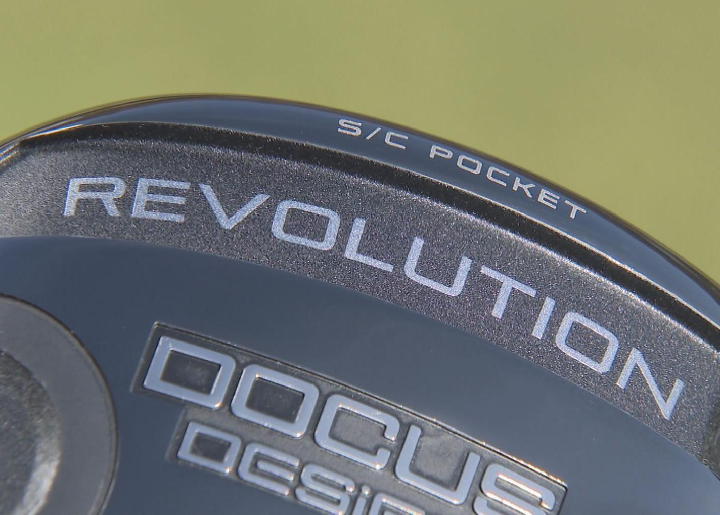 DOCUS REVOLUTION ドライバー