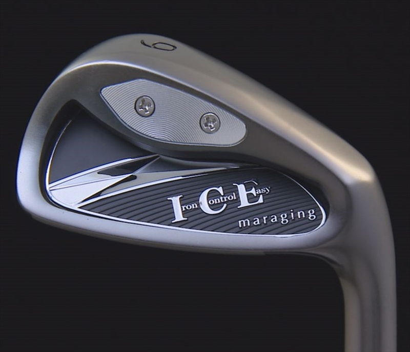 NEW ICE マレージングアイアンセット