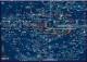 東京メトロ ZPZ路線図クリアファイル ネイビー