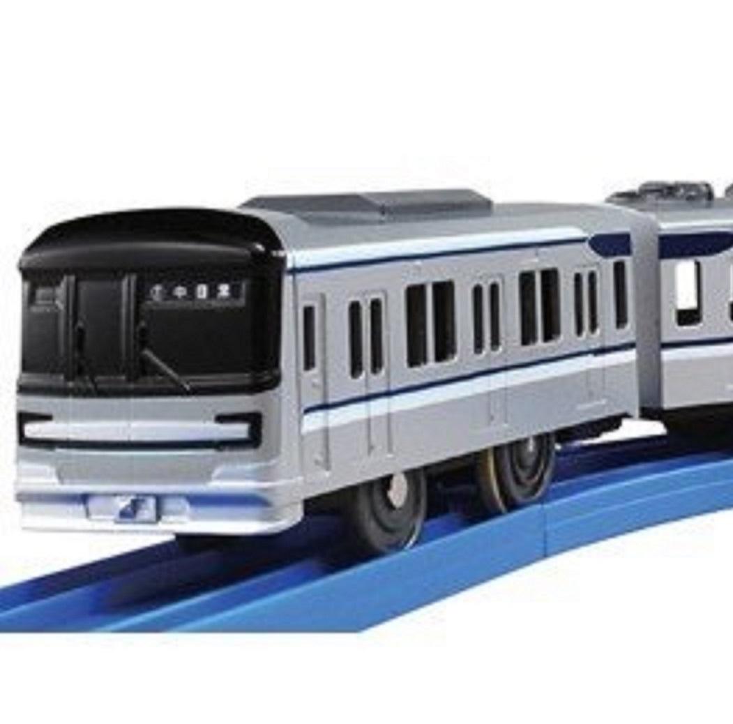 東京メトロ プラレール 日比谷線13000系