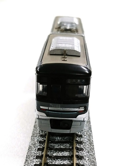 東京メトロ Bトレインショーティー日比谷線13000系