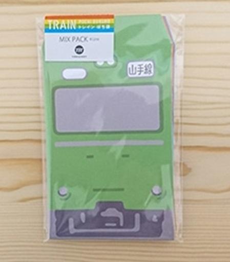 JR東 TRAIN POCHI BUKURO MIX