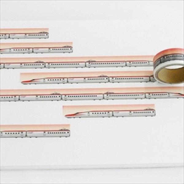 JR東 オリジナルマスキングテープ E6系こまち