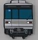 東京メトロ 日比谷線03系ラバーキーホルダー