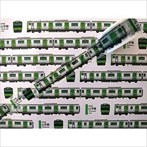 JR東 マスキングテープ E235系山手線車両