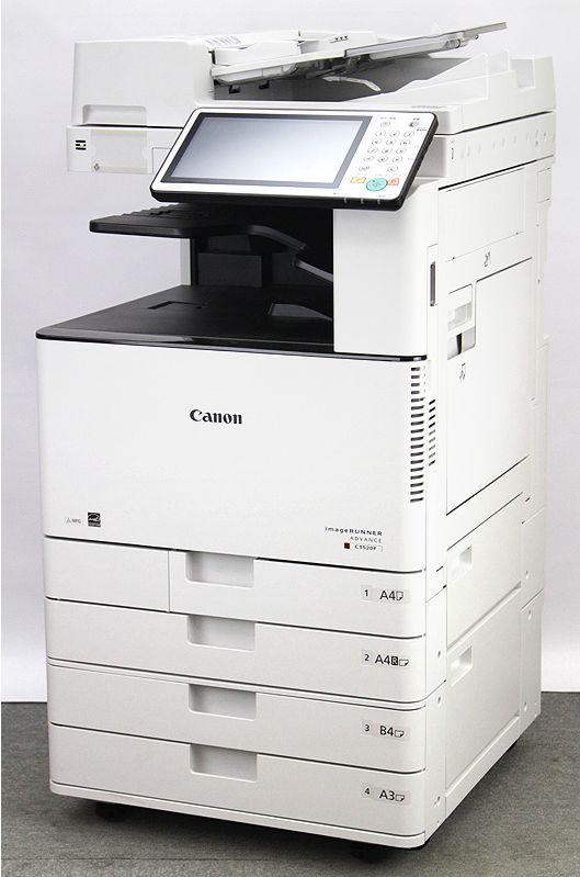 キヤノン A3カラーコピー機(複合機)imageRUNNER ADVANCE  iR-ADV C35200F(中古)
