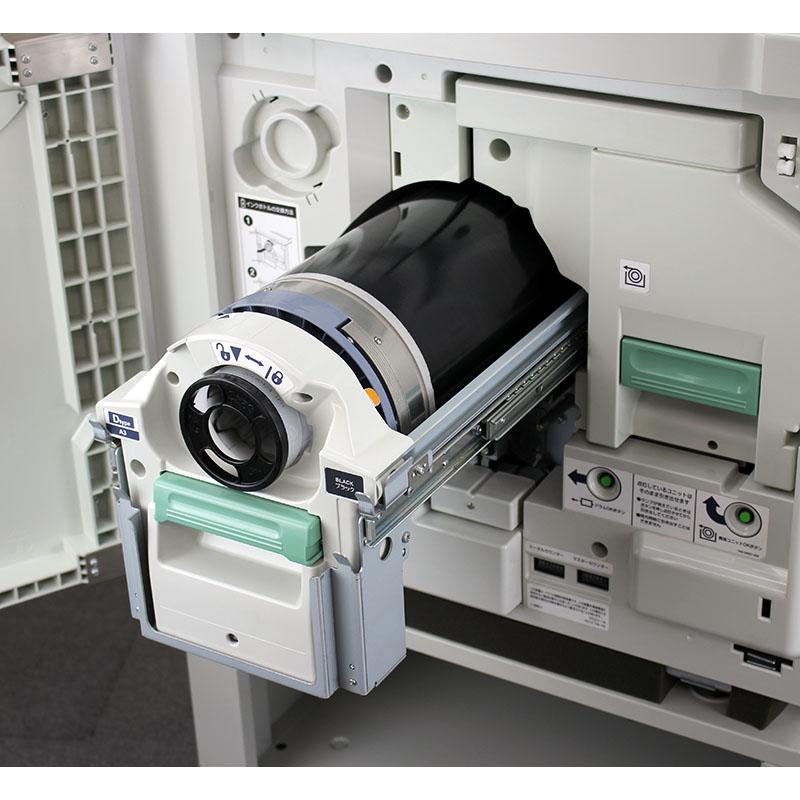中古印刷機 リソグラフ SD5680 理想科学/RISO 中古輪転機 【通常品/トータル611,6433枚/折込広告/チラシ】