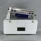 【印刷機用中古カラードラム】 RISO/理想科学 RISO D Type ミディアムブルー【B4対応】【専用ケース付】【オプション品】