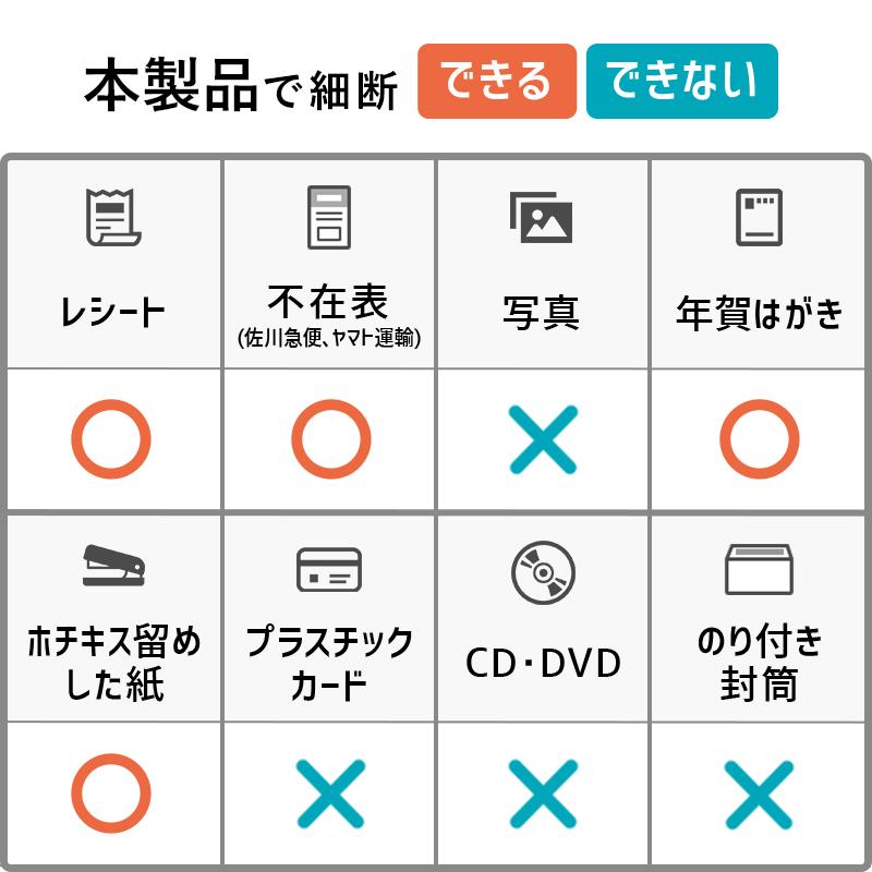 ナカバヤシ A3大容量・大型業務用シュレッダー PX-506CR【送料無料】【新品】