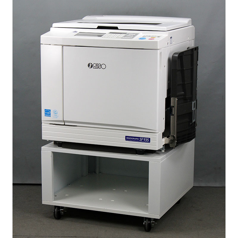 理想科学 中古印刷機(輪転機) リソグラフ SF939