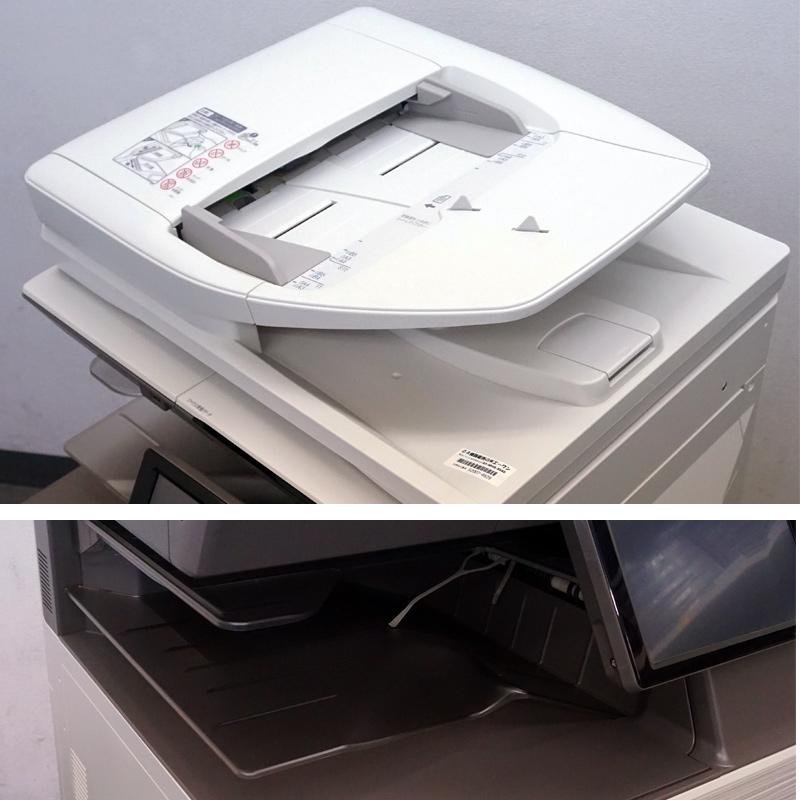 シャープ カラーコピー機 複合機  MX-2631 (2段カセット/カウンタ326枚/現行機) 中古