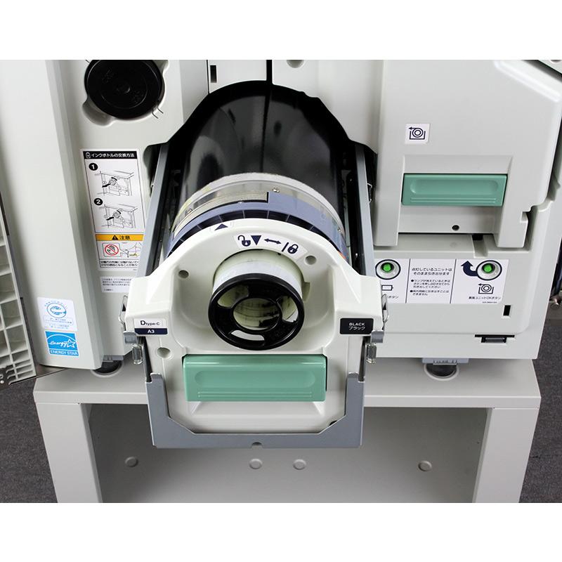中古印刷機 リソグラフ SD5630 理想科学/RISO 中古輪転機 【良品/トータル237,325枚/折込広告/チラシ】