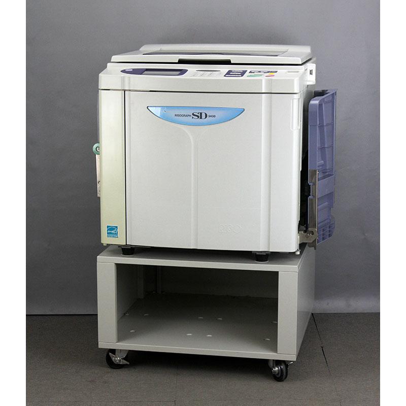 理想科学 輪転機(印刷機) リソグラフ SD5430【中古】