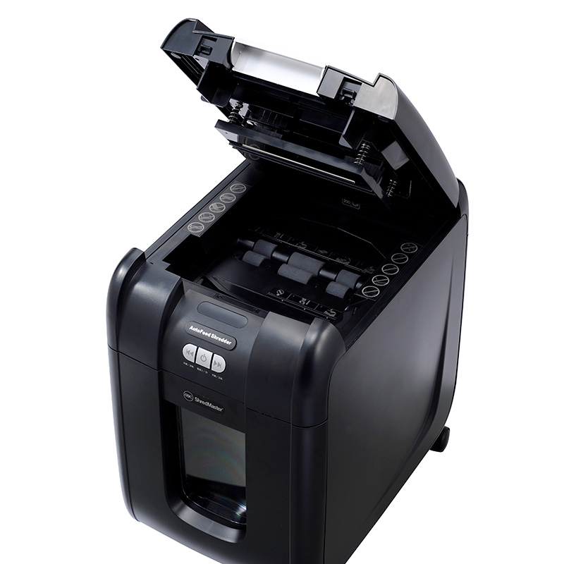 業務用オートフィードシュレッダー マイクロクロスカットシュレッダー GBC アコ・ブランズ・ジャパン GSH200AFM