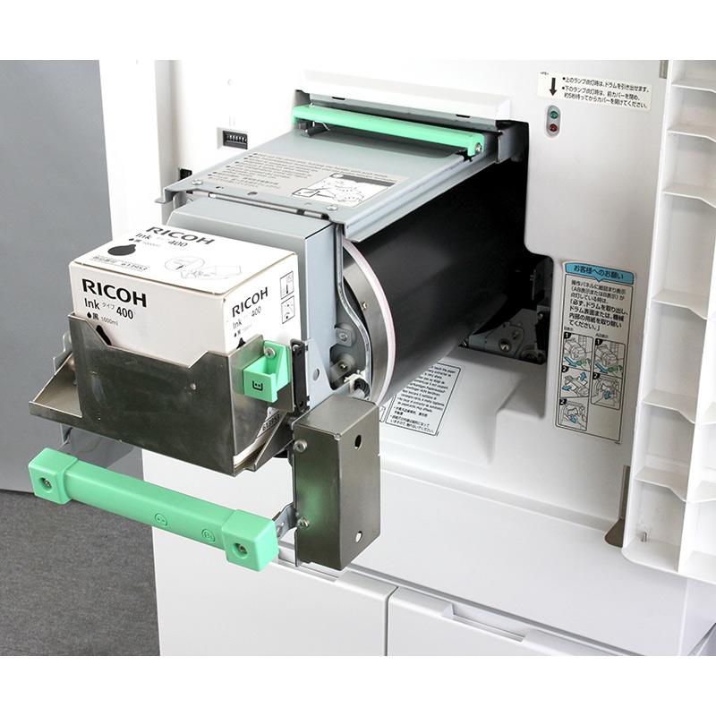 中古印刷機 サテリオ DD4450 リコー/RICOH 中古輪転機 【良品/トータル270,697枚/折込広告/チラシ】