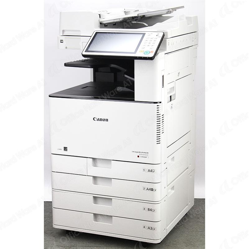 キヤノン カラーコピー機(複合機)iR-ADV C3520F(中古)