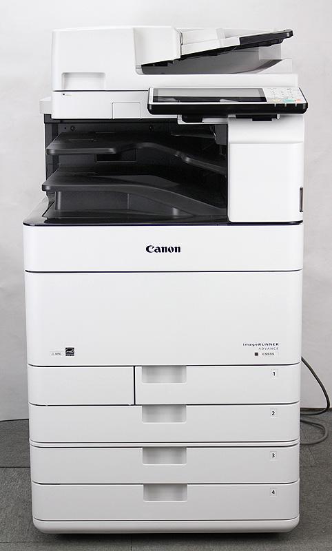 キヤノン 業務用 A3カラーレーザーコピー機(複合機)imageRUNNER ADVANCE  iR-ADV C5535F (中古)