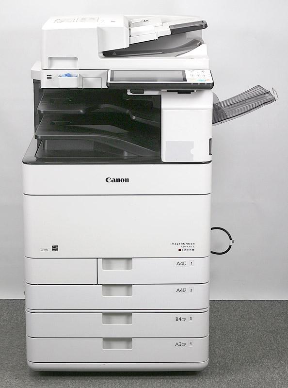 キヤノン A3用紙対応 業務用 カラーレーザー コピー機(複合機)imageRUNNER ADVANCE  iR-ADV C5560FIIII(中古)