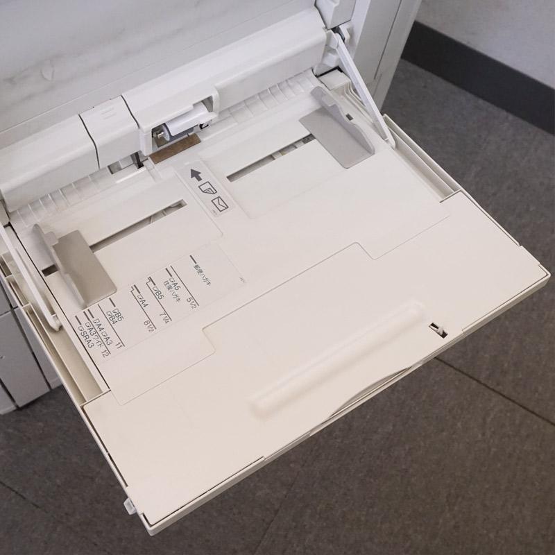 シャープ カラーコピー機/複合機 MX-3650FN (無線LAN接続・MacOS対応/4段カセット/カウンタ5,430枚) 中古
