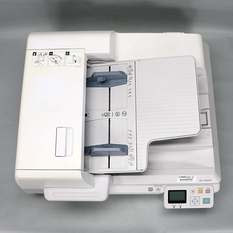 エプソン フラットベットスキャナー DS-70000【中古】