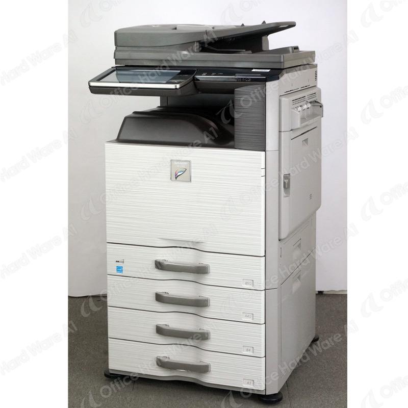シャープ カラーコピー機(複合機) MX-3640FN(中古)