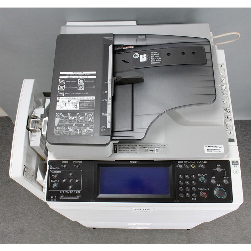 中古印刷機 サテリオ DD8450FLP リコー/RICOH 中古輪転機 【現行機種/トータル32,971枚/折込広告/チラシ】
