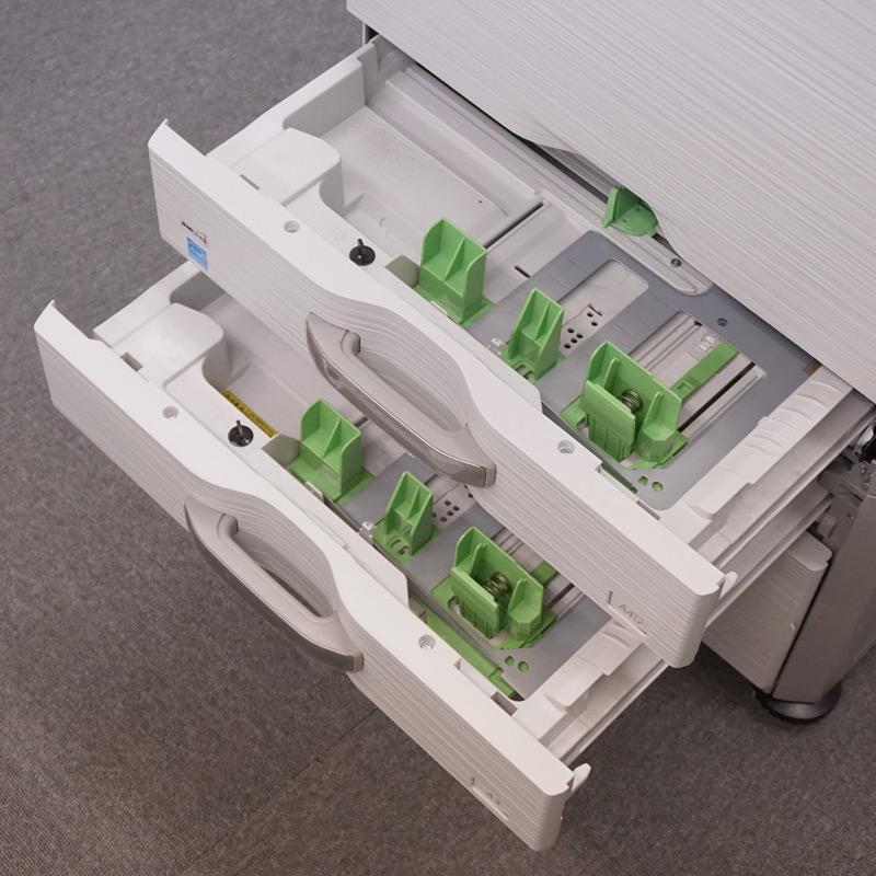シャープ カラーコピー機(複合機) MX-2517FN (2段カセット/カウンタ4,656枚) 中古