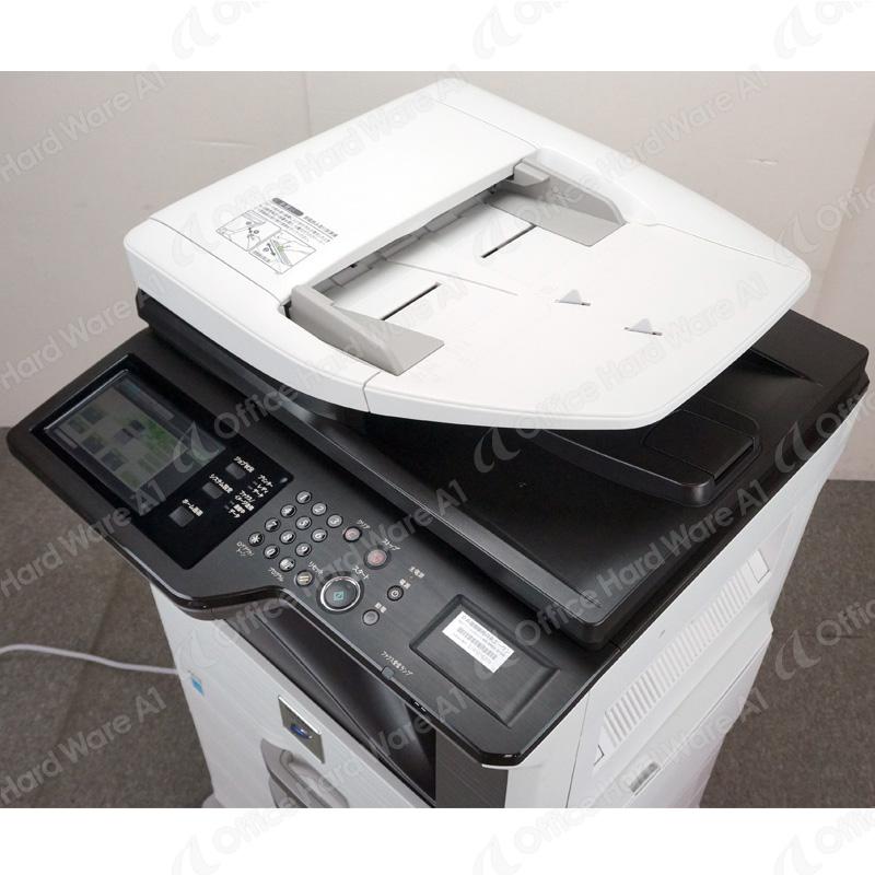 シャープ 業務用モノクロ複合機 MX-M264FP(4段カセット/カウンタ12,086枚) 中古