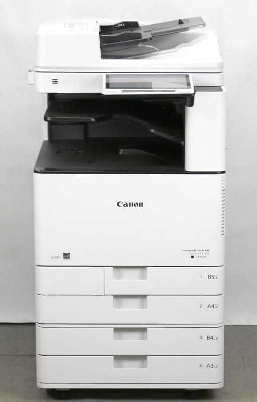 キヤノン 業務用 A3用紙対応 カラーコピー機(複合機)imageRUNNER ADVANCE DX  image Runner Advance DXシリーズ iR-ADV C3720F(中古)