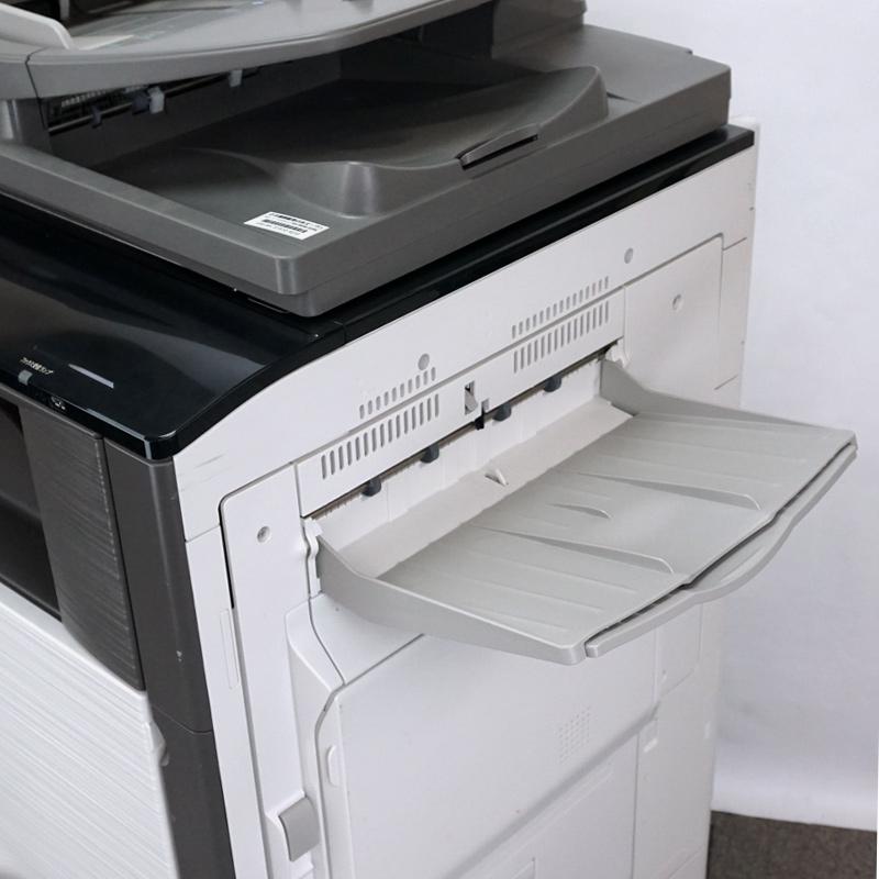 シャープ カラーコピー機(複合機) MX-4140FN(4段カセット・毎分41枚印刷・カウンタ15,937枚)中古