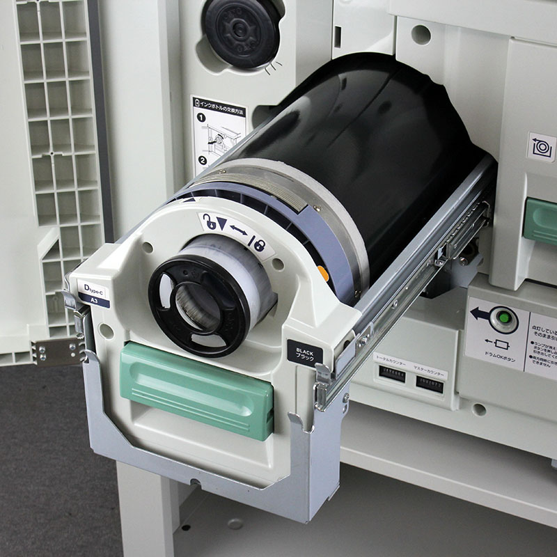 理想科学 中古印刷機(輪転機) リソグラフ SD5630