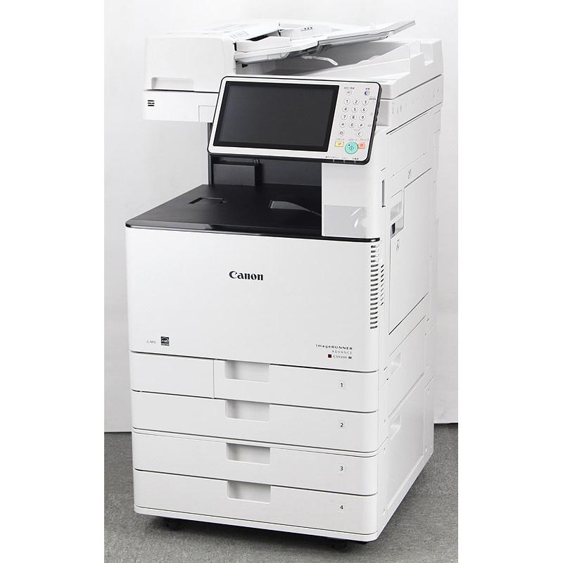 キヤノン 業務用 A3対応 カラーレーザー コピー機(複合機)imageRUNNER ADVANCE  image Runner Advanceシリーズ iR-ADV C3520F �(中古)