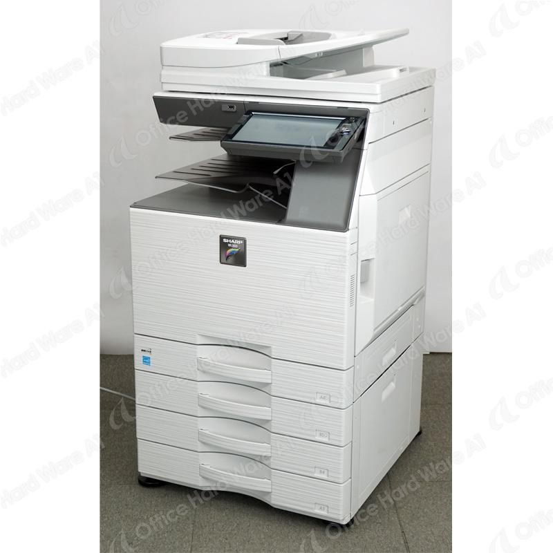 中古コピー機 シャープ カラー複合機 MX-2650FN (Mac対応/カウンタ9,484枚) 中古