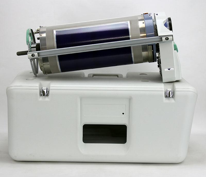デジタル印刷機カラードラム RISO E Type Color Drum ミディアムブルードラム