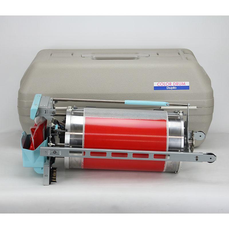 デジタル印刷機カラードラム DUPRINTER Color Drum レッド B4対応