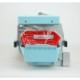 【印刷機用中古カラードラム】Duplo / デュプロ カラードラム レッド【B4対応】【専用ケース付】【オプション品】