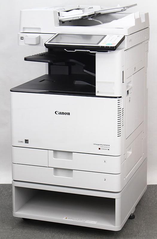 キヤノン 業務用 A3カラーコピー機(複合機)imageRUNNER ADVANCE  image Runner Advanceシリーズ iR-ADV C3520F �(中古)