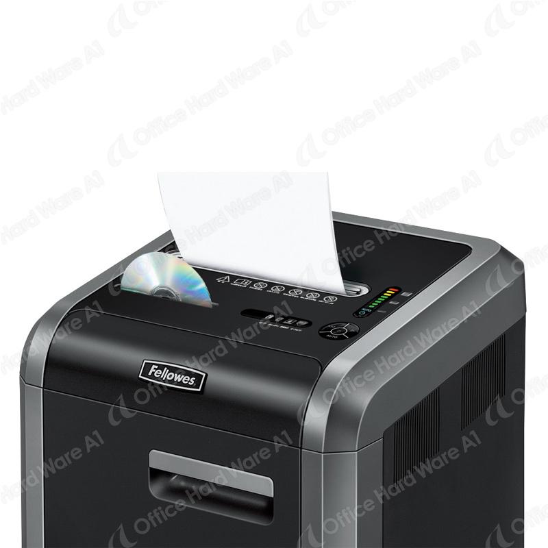 【紙詰まり対策搭載】大型・大容量 マイクロクロスカットシュレッダー 業務用 フェローズ 225Mi-2 ホチキス・クリップ・CD・DVD・カード細断対応【送料無料】【代引き不可】【新品】