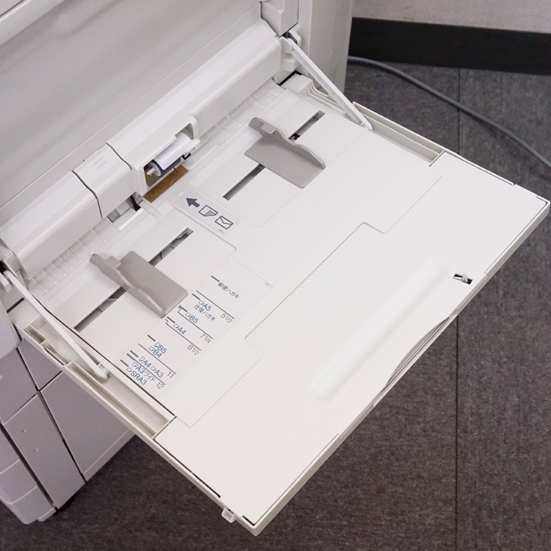 中古コピー機 シャープ カラー複合機 MX-3161 (現行モデル/4段カセット/1,549枚) 中古