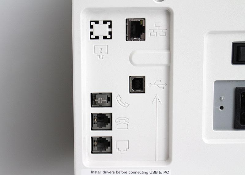 業務用普通紙ファックス複合機 muratec / ムラテック V-780(中古)