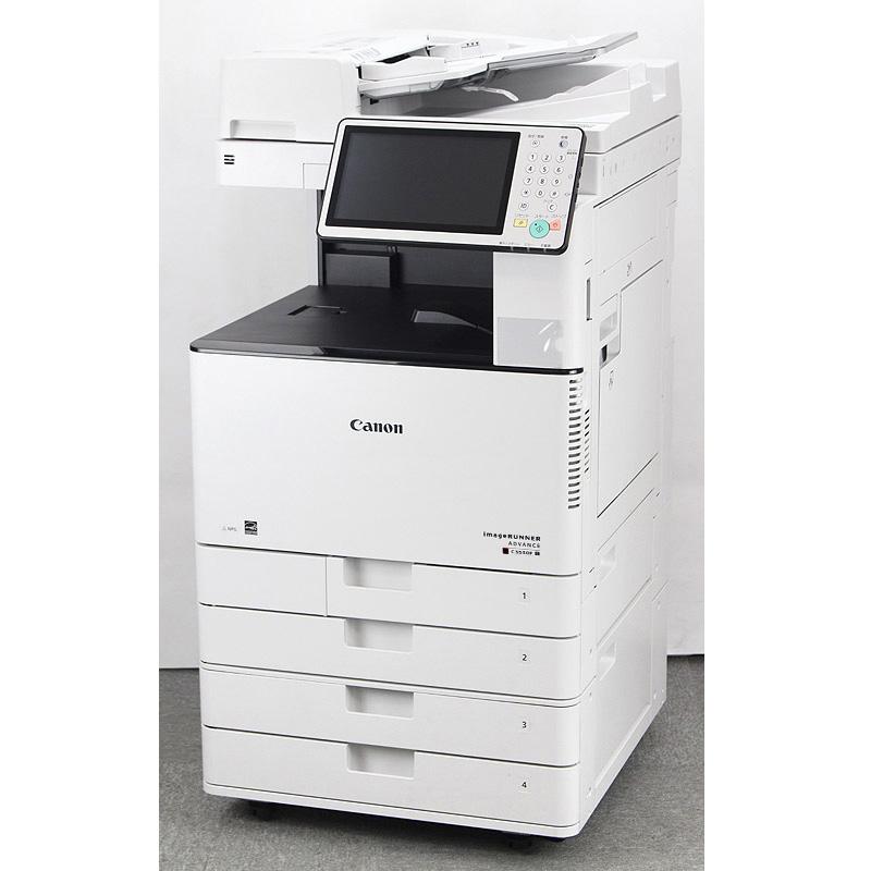 キヤノン 業務用 A3カラーコピー機(複合機)imageRUNNER ADVANCE  iR-ADV C3530FIII(中古)